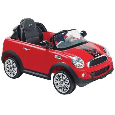 Montable Mini Cooper Rojo Prinsel