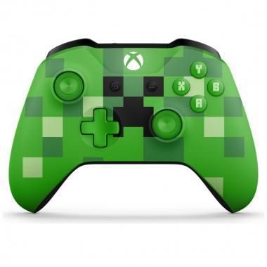 Xbox One Control Inalámbrico Minecraft Creeper