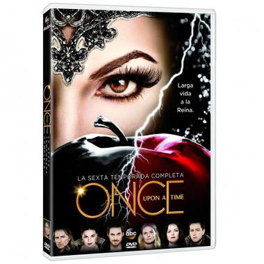 Dvd Once Upon A Time - Temporada 6
