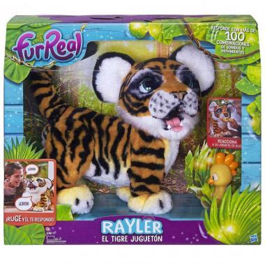 Furreal Rayler El Tigre Juguetón Hasbro