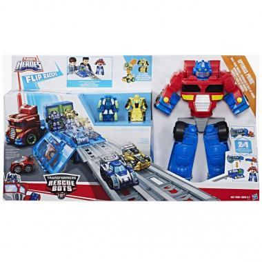 Transformers Rescue Bots Optimus Prime Hasbro
