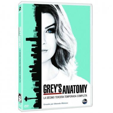 Dvd Greys Anathomy - Temporada 13