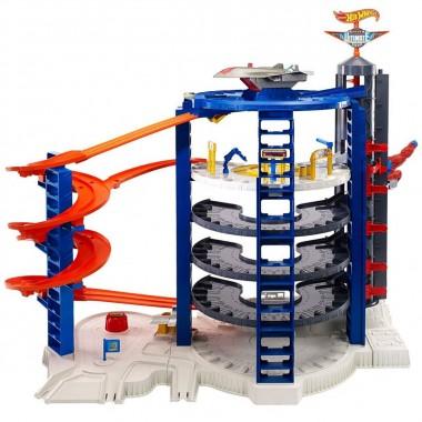 Hot Wheels Millenium Falcon Playset Mattel