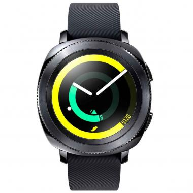 Reloj Samsung Gear Sport Negro Mod.R600nzkamxo