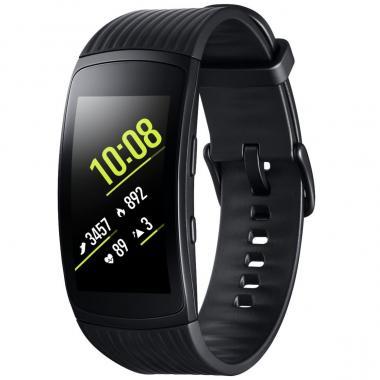 Reloj Gear Fit2 Pro Negro, Correa Grande Mod.R365nzkamxo