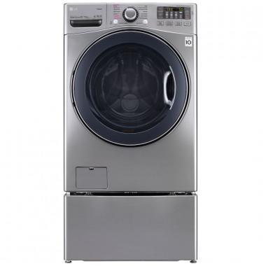 Lavasecadora  Frontal 20Kg Compatible Con Mini Lavadora Twinwash De 3.5Kg Wd20Vvs6 Lg