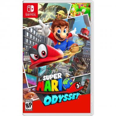 Nintendo Switch Súper Mario Odyssey