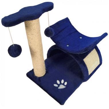 Mueble P/Gato C/Rascador 45 Cm Fancy Pets Mod. Fl8452