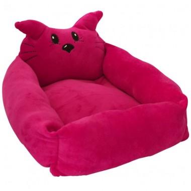 Cama Animalitos - Gato Rosa Fancy Pets Mod. Tx10523