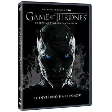Dvd Game Of Thrones - Temporada 7
