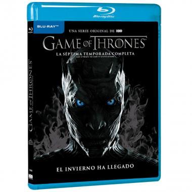Blu Ray Game Of Thrones - Temporada 7