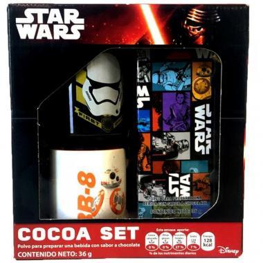 Cocoa Set Star Wars Bb8 Y Stormtrooper Disney