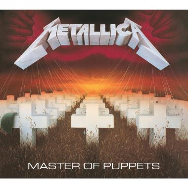 3 Cds Metallica Master Of Puppets