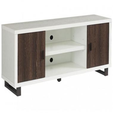 Mueble De Tv Bitono Twinstar