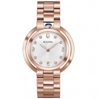 Reloj Dama Bulova 97P130