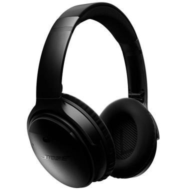Audífonos Black Quitecomfort 35 Wirelles Bose