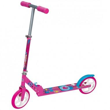 Scooter Rush Girl Flying Wheel