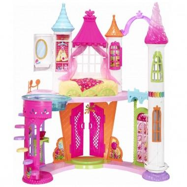 Barbie Castillo Mágico Villa Caramelo Mattel