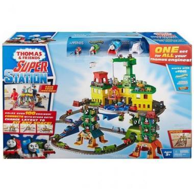 Thomas & Friends La Gran Estación Mattel