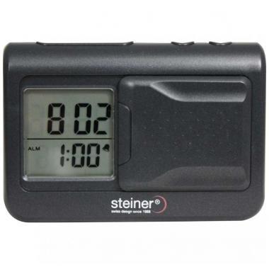 Reloj despertador Steiner LD72BK