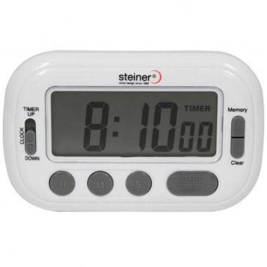 Reloj temporizador Steiner TM89WH