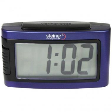 Reloj despertador Steiner LD318BL
