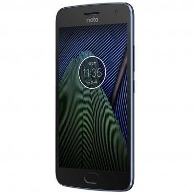 Celular Motorola Xt1680 Moto G5 Plus Color Gris R9 (Telcel)