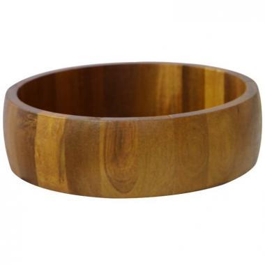 Bowl De Madera - Mediano