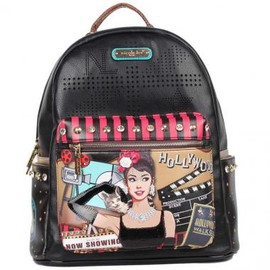 Bolso Tipo Backpack Nicole Lee
