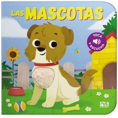 Libro Sonoro  Mascotas Novelty