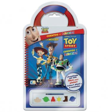 Cuentos Y Acuarelas Toy Story Novelty