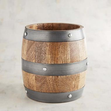 Porta Cubiertos Wine Barrel Pier 1 Imports