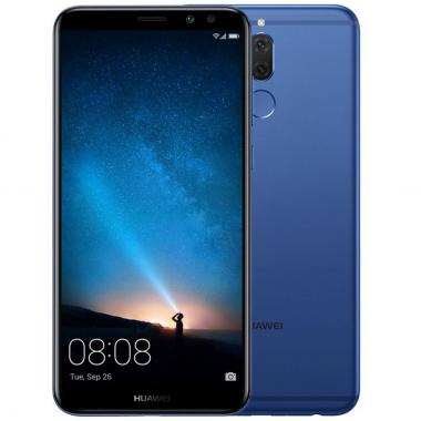 Celular Huawei Rne L03 Mate 10 Lite Color Azul R9 (Telcel)