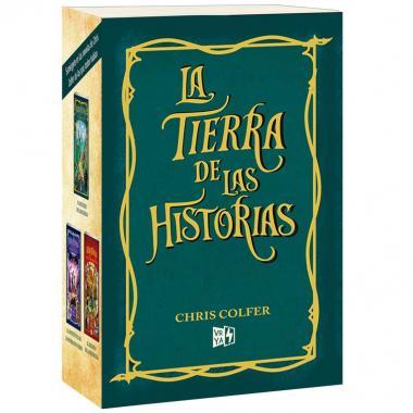 La Tierra De Las Historias Pack Vergara & Riba