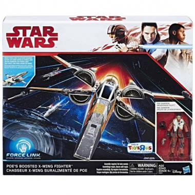 Star Wars Vehículo X Wing Force Link Hasbro