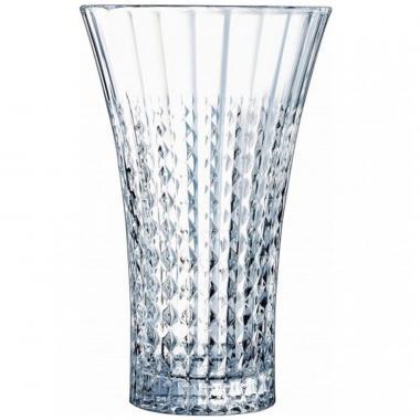 Florero De Cristal Diamond 27 Cm