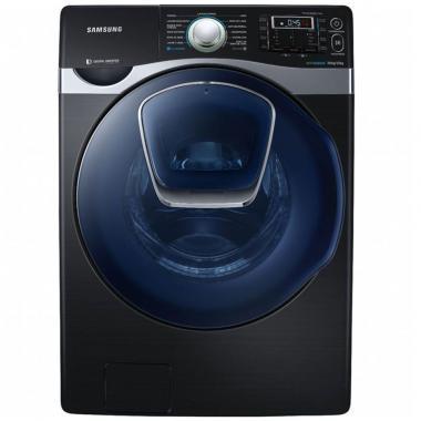Lavasecadora Samsung Frontal 20 Kg Black F-Wd20J9810K