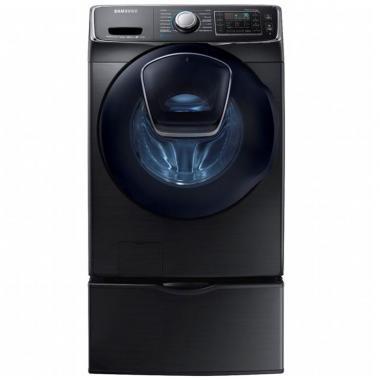 Lavadora Samsung Frontal 22Kg Black F-Wf22K6500Av