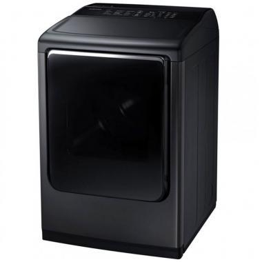 Secadora Samsung Frontal 22Kg Black Dvg22M8700Vax