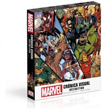 Marvel Crónica Visual Definitiva Dk