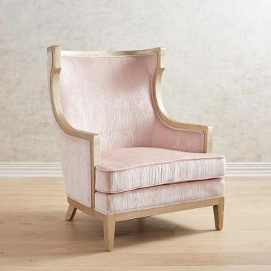 Sillón Melina Wing Blush Pier 1 Imports