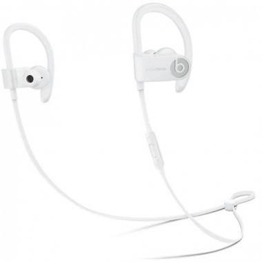 Power Beats 3 Wireless Earphones Blanco