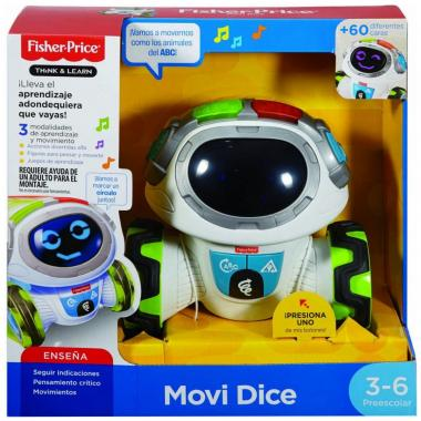 Fisher Price Think And Learn Movi Mattel