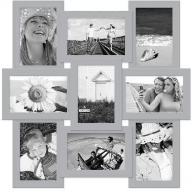 Portaretarto Gris Berkshire Collage 9Op Malden