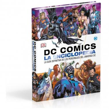 Dc Comics La Enciclopedia Dk