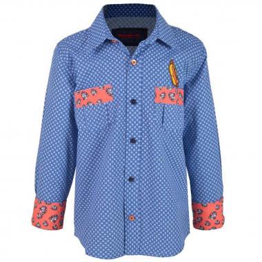 Camisa Mezclilla Romero Britto Boys