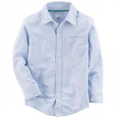 Camisa a rayas Carters