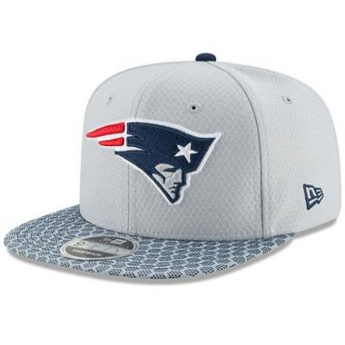 Gorra Nfl 17 Patriots New Era