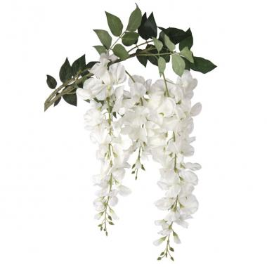 Flor Artificial 145Cm Tela Alambre Y Plástico Noritex