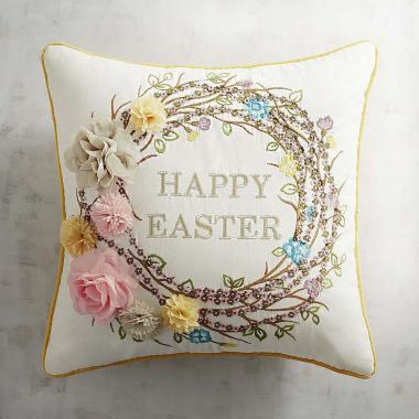 Cojín Happy Easter Pier 1 Imports